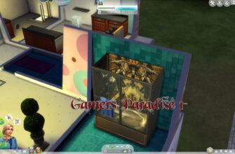 Геймерские ванны The Sims 4