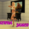 Кенна Джеймс для Симс 4