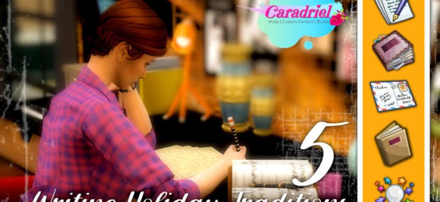 5 праздничных традиций для The Sims 4