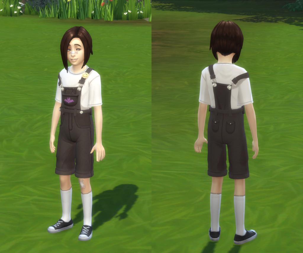 Комбинезон для детей The Sims 4
