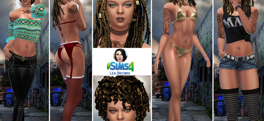 Лея Браун 1.0.0