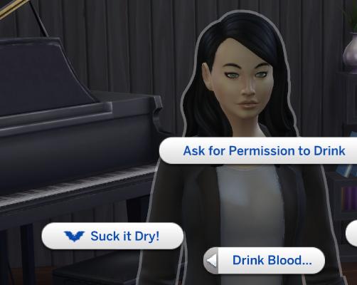 Вампиры могут убивать